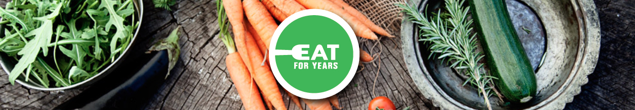 Eat for Years by Colleen D. Webb