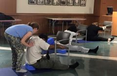Jill Roberts IBD Center Yoga